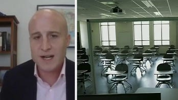 Rep. Max Rose: Mayor de Blasio hasn't put out a safe plan for reopening schools, it's a 'prayer'