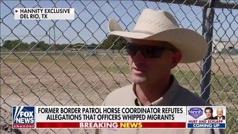 Former Border Patrol horse coordinator weighs in on Biden's allegations