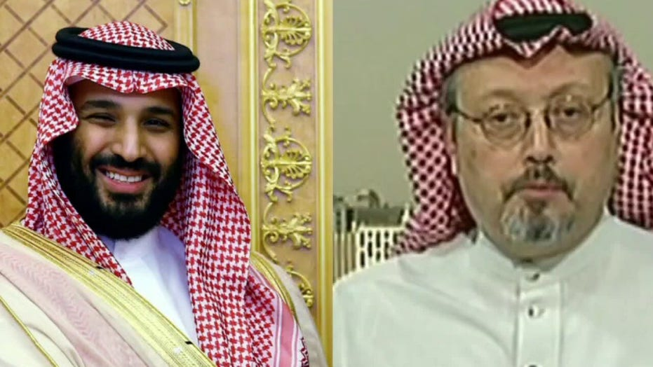 U.S. intelligence says Saudi Prince approved operation that led to Khashoggi death