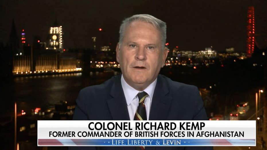 Former UK commander in Afghanistan says Biden shouldn't be impeached: 'He should be court-martialed'
