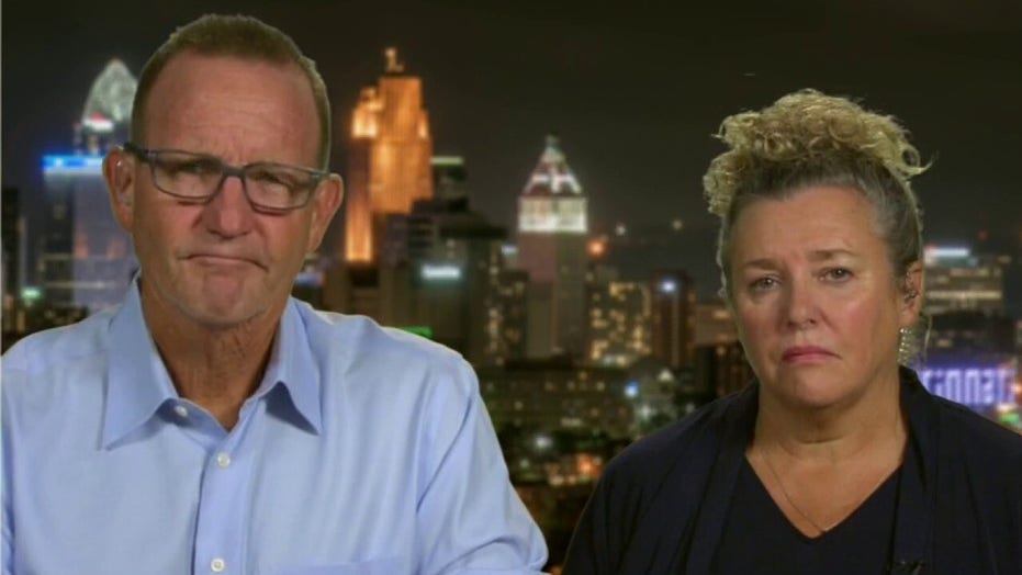 Parents of jailed Marine officer Scheller fight back: 'They want to burn our son'