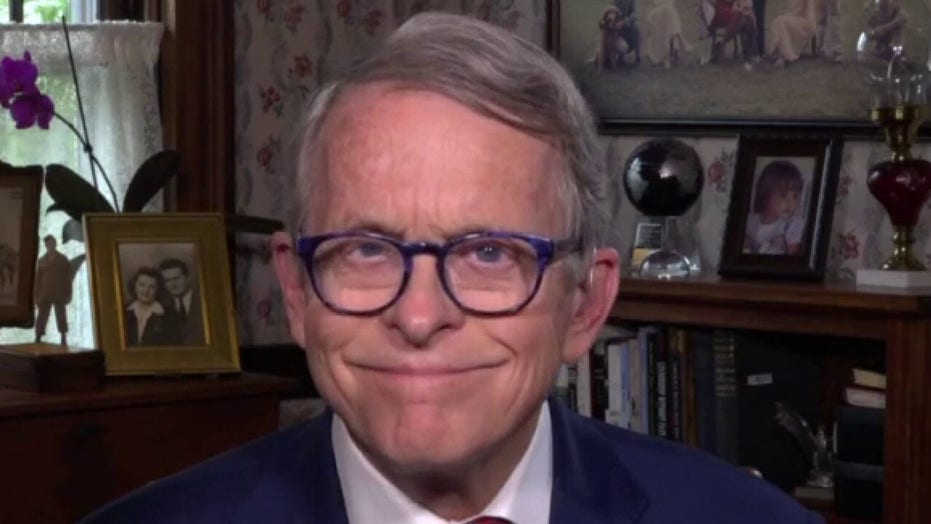 Ohio Gov. DeWine on reopening some businesses, construction