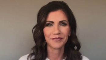 South Dakota Gov. Kristi Noem explains stance on mask mandate, won't enforce 'to make people feel good'