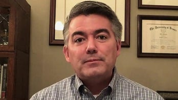 Cory Gardner's 'Big Idea': Keep pace with China in the space race and prevent it from stealing American IP