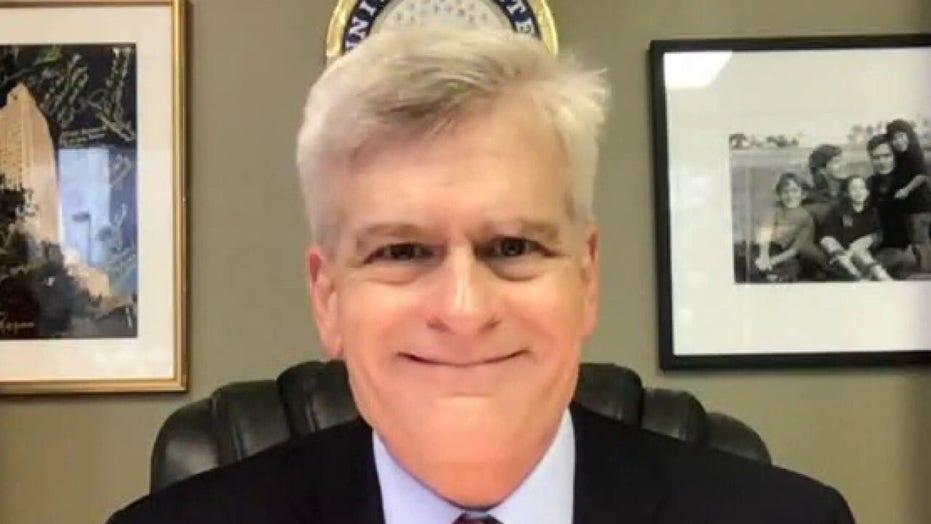 Sen. Bill Cassidy on COVID stimulus debate on Capitol Hill