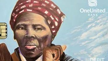 Harriet Tubman visa debit card draws backlash, bank responds