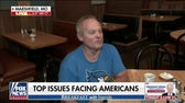 Will Cain talks to veterans, construction worker about top issues facing America