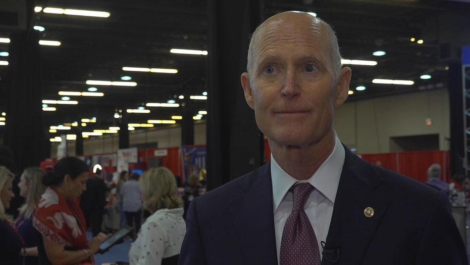 Rick Scott tiptoes around influence of Trump family in GOP primaries as 2022 nears