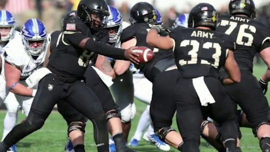 West Point football coach confident team will play this season