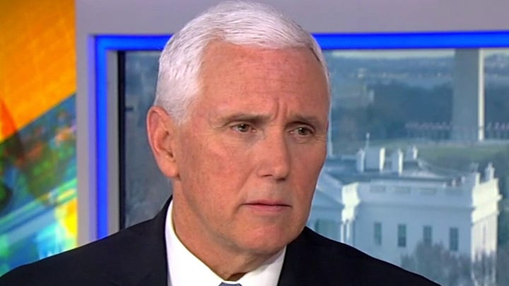 VP Pence: We have screened 47,000 people coming through airports in the country