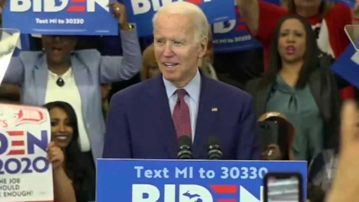 Can Biden compete with Trump's fundraising juggernaut?
