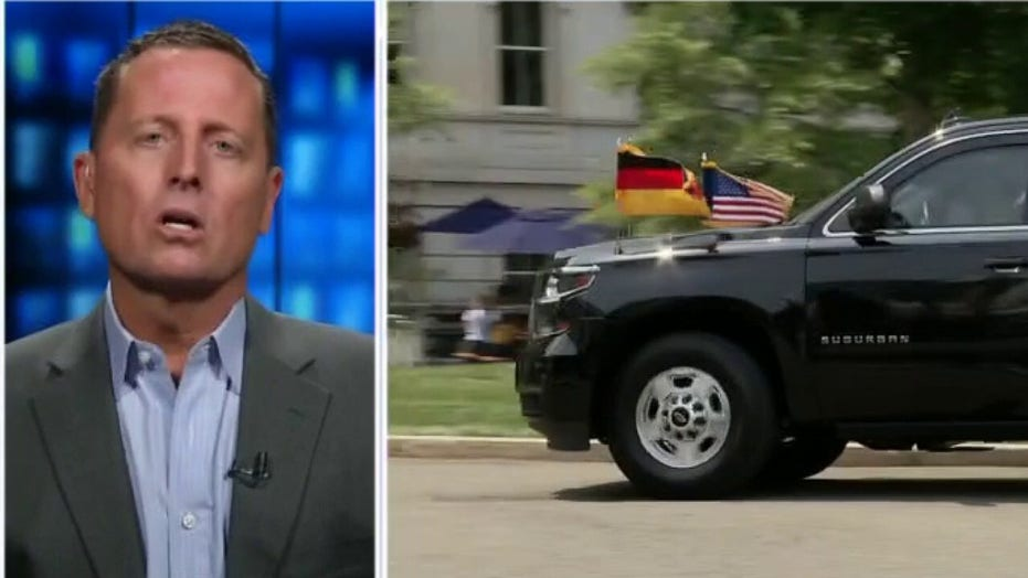 Grenell: As Merkel meets with Biden, concern grows over Germany's shift toward Russia, China