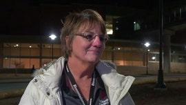 Nebraska nurse overseeing quarantine of US coronavirus patients says they are 'doing very well'