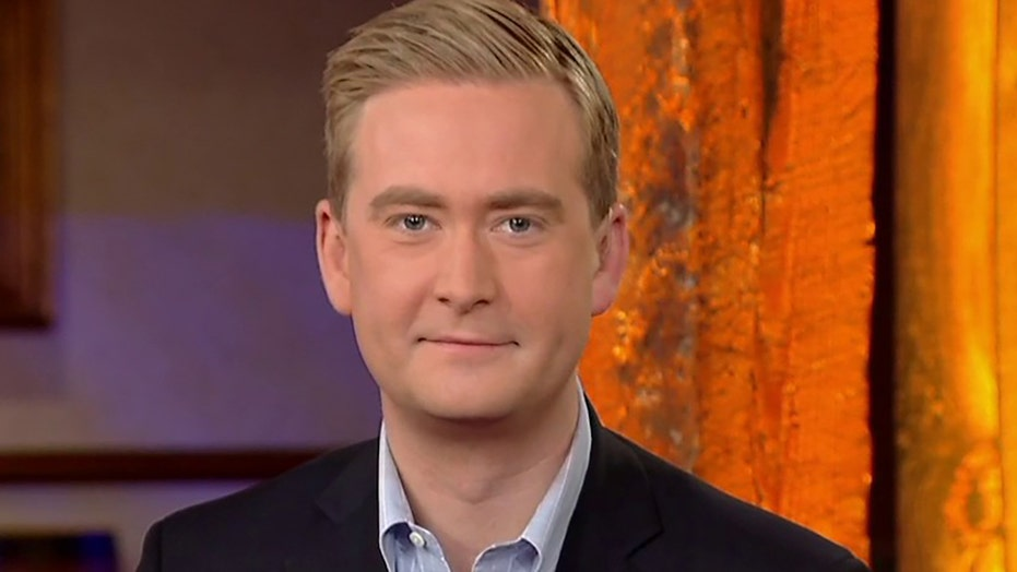Fox News names Peter Doocy White House correspondent