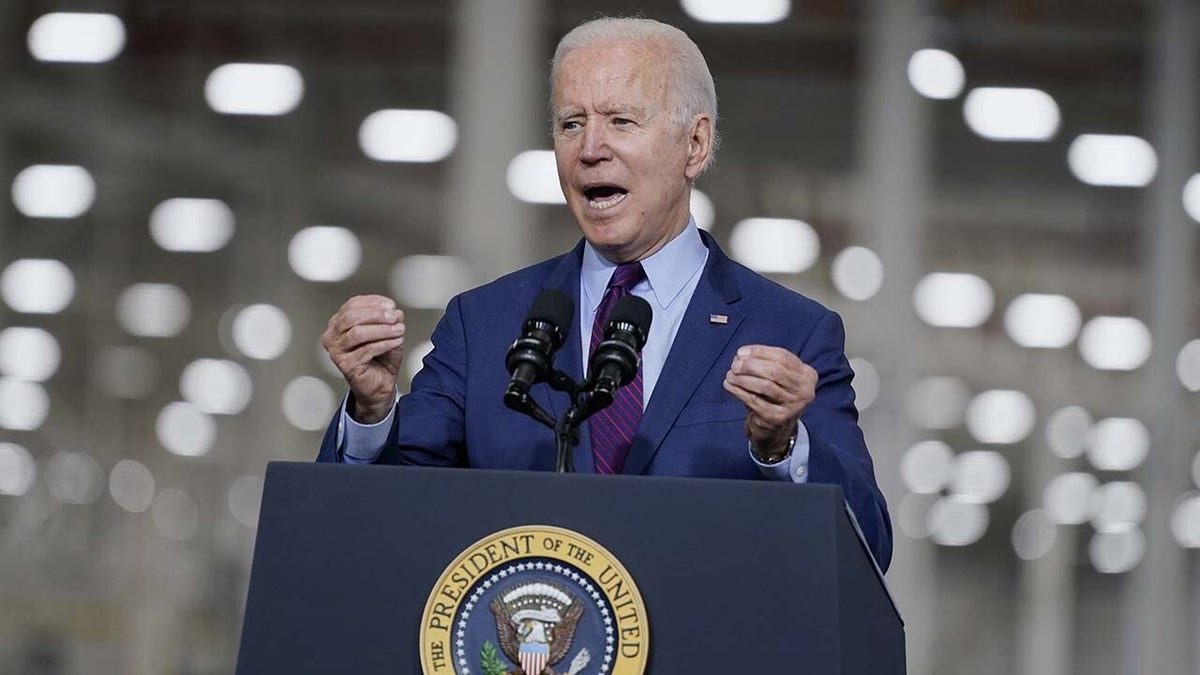 Kayleigh McEnany: Biden and America's crime spike – don't be fooled by president's revisionist history