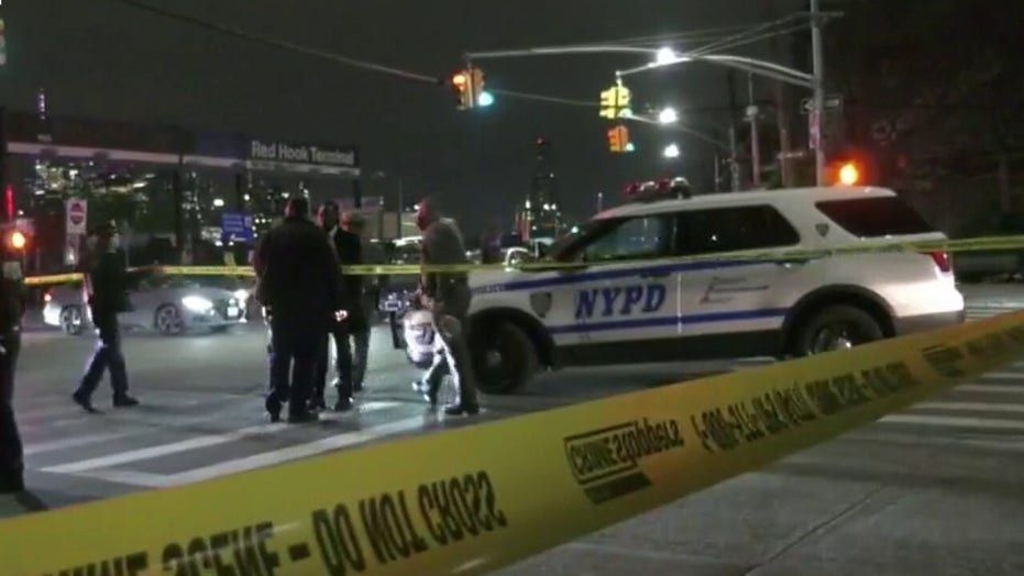 New York mayor grilled on spike in shootings, critics cite anti-police sentiment
