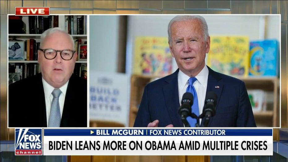 Top Biden officials keep being MIA during crises