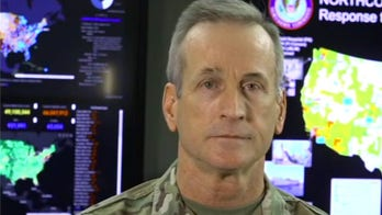 Commander of USNORTHCOM and NORAD on intercepting Russian aircraft