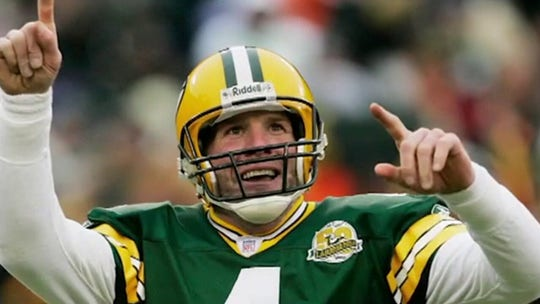 Brett Favre speaks about the power of football when America needs it most