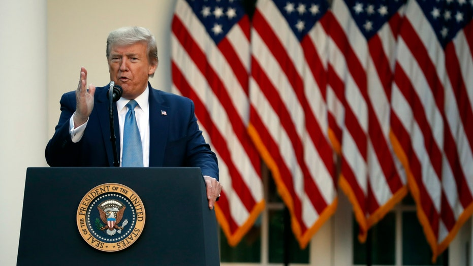Trump warns he'll adjourn Congress if Senate does not confirm his nominees for administration vacancies