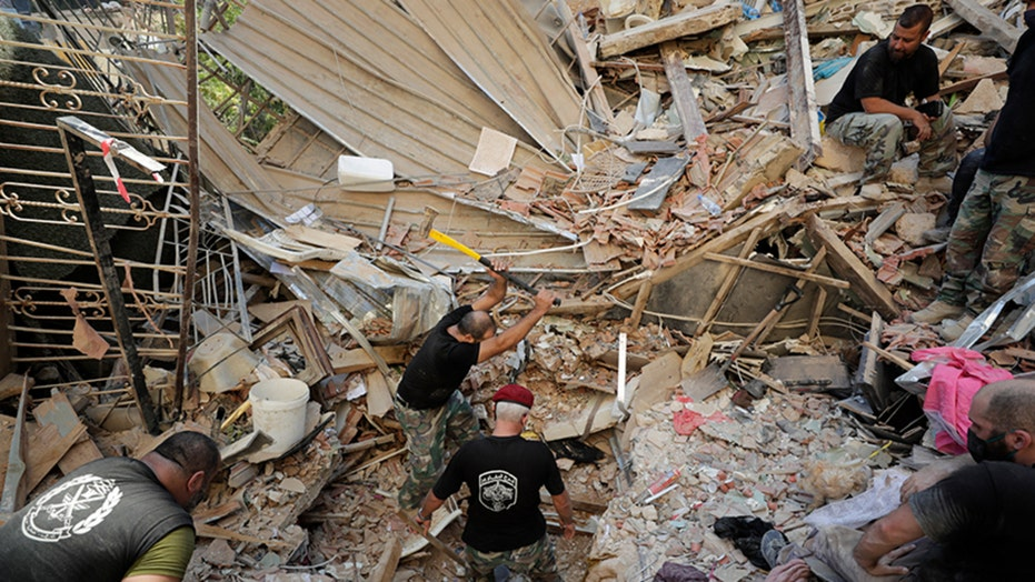 Mark Esper: We still don't know what caused the Beirut explosion