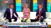 'Fox & Friends' slams 'Squad' member's 'deplorable' July 4th tweet