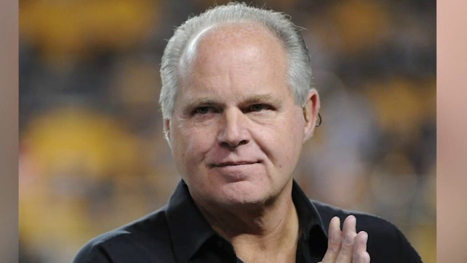 Twitter liberals celebrate Rush Limbaugh's death: 'I'm glad' he lived long enough to 'get cancer and die'