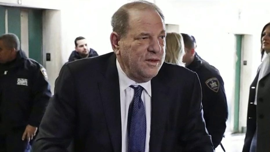 Harvey Weinstein's lawyers plan to appeal after judge sentences the disgraced movie mogul to 23 years