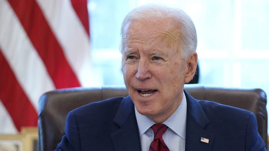 Psaki: Gun control a 'priority,' Biden 'not afraid of standing up' to the NRA