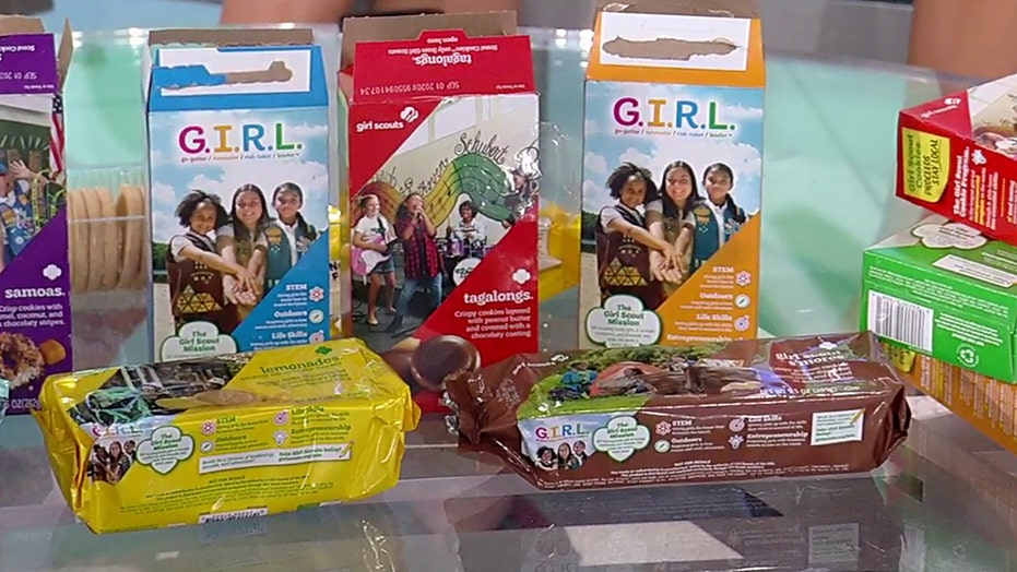 National Girl Scout Day 2020