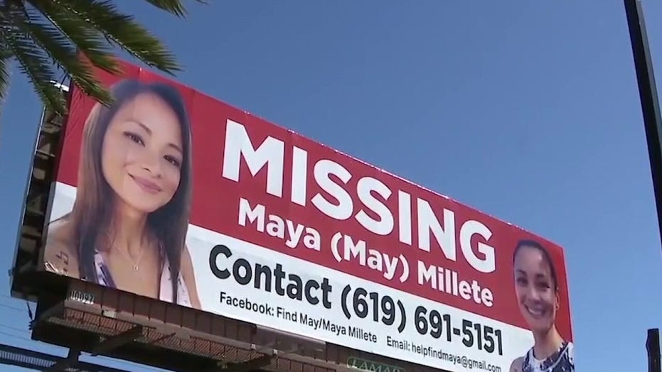 Chula Vista police serve another search warrant at Maya Millete's home exactly 4 months after she went missing