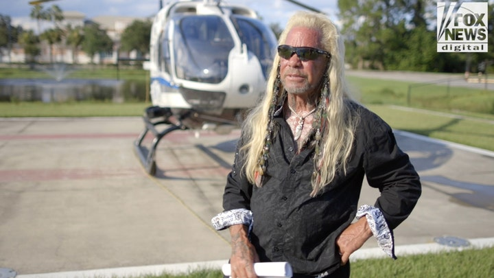 Gabby Petito case: Dog the Bounty Hunter joins search for Brian Laundrie
