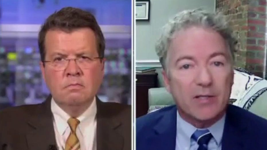 Rand Paul: Trump's election performance likely to determine who holds Senate