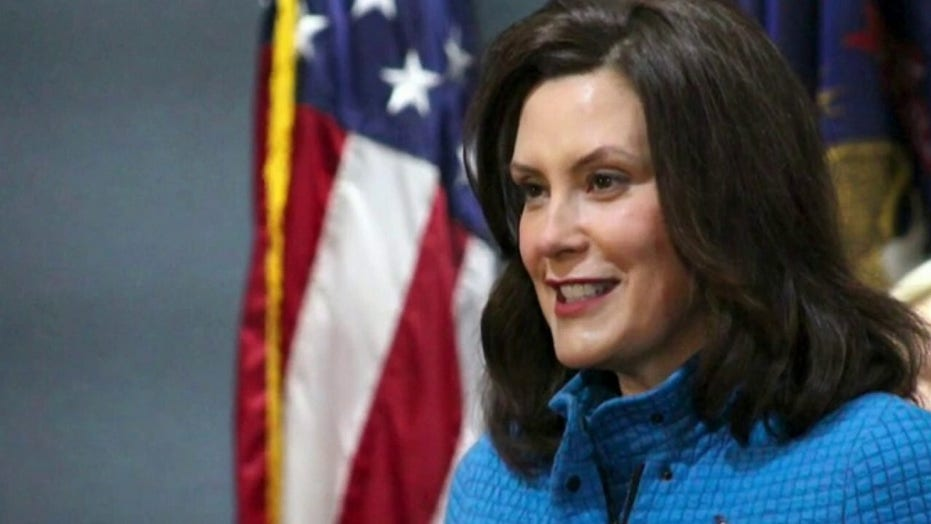 Whitmer defends state health director traveling to Alabama while not fully vaccinated