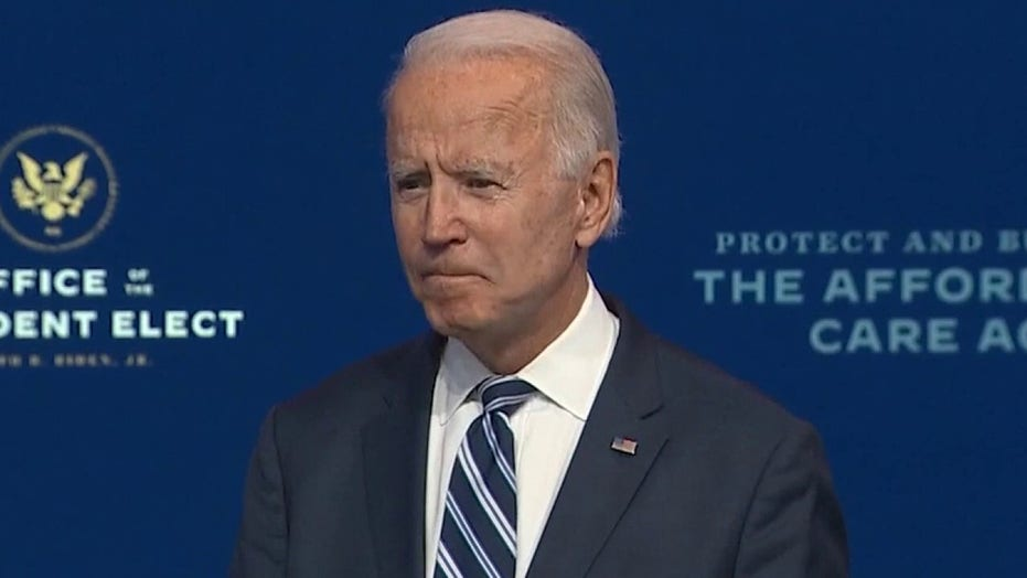 Biden talks transition as Trump team mounts legal challenges