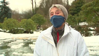 Seattle woman, 90, gets coronavirus vaccine, walks 6 miles through snow, cold