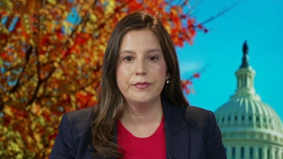 Elise Stefanik slams Biden for mocking pushback on vaccine mandates at CNN town hall: 'Un-American'