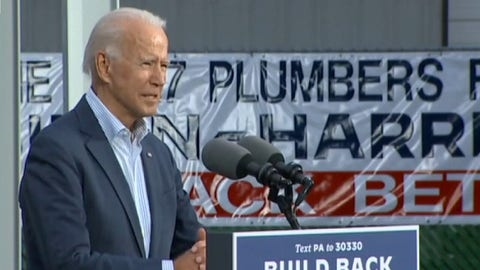 Union that endorsed Biden has buyer's remorse after president cancels Keystone Pipeline