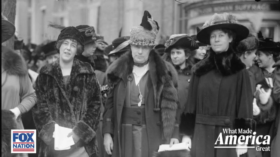 Esteemed historian explains how women lobbied to pass the 19th Amendment