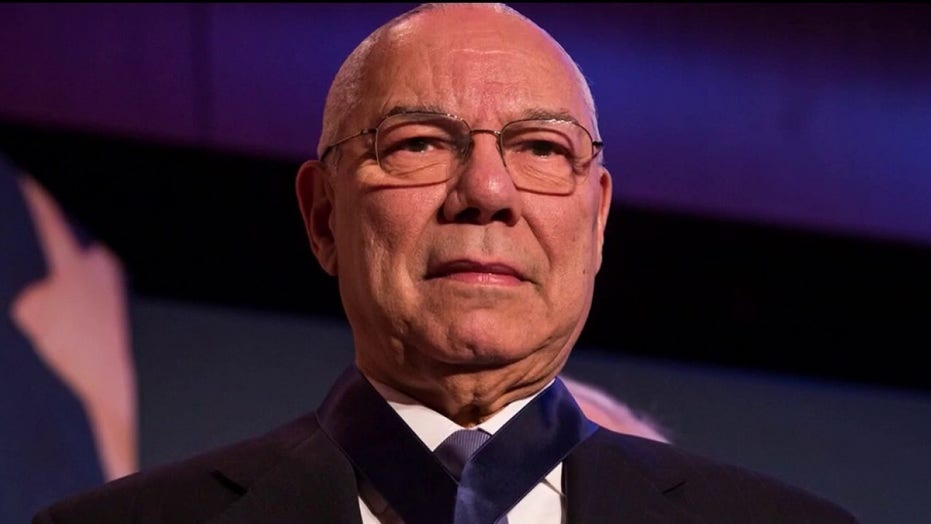 The wisdom of Colin Powell