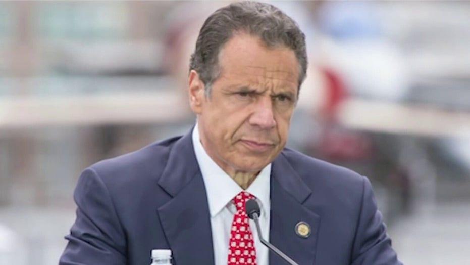 Governor Cuomo shifts blame over controversial nursing home order