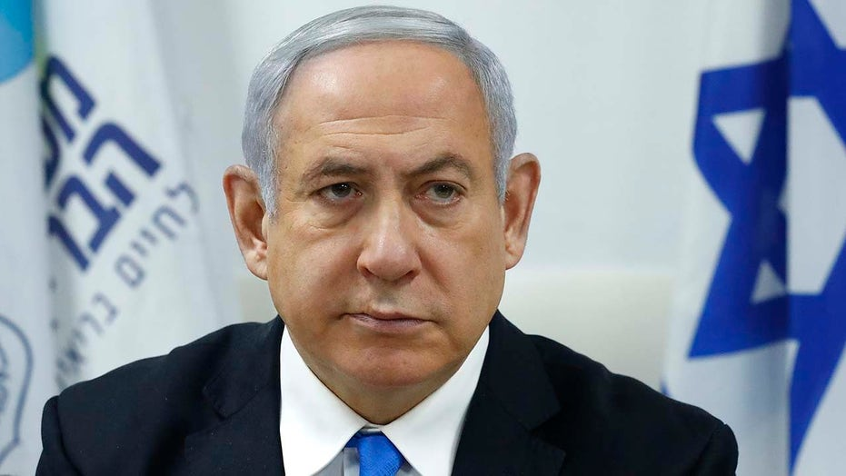 Exit polls show Benjamin Netanyahu has edge in Israeli election, unclear if he can clinch majority