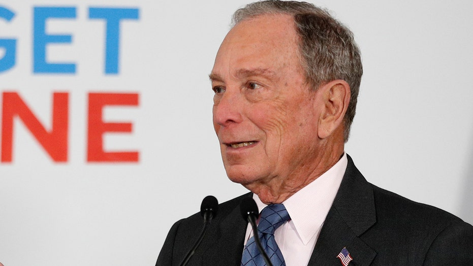 2020 Democratic hopeful Mike Bloomberg spending roughly $1 million daily on Facebook ads