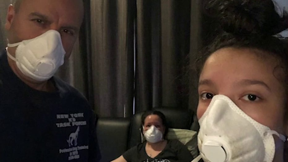 New York couple joins class action lawsuit against China for coronavirus fallout