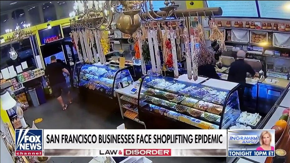 San Francisco's shoplifting spike is devastating for small businesses
