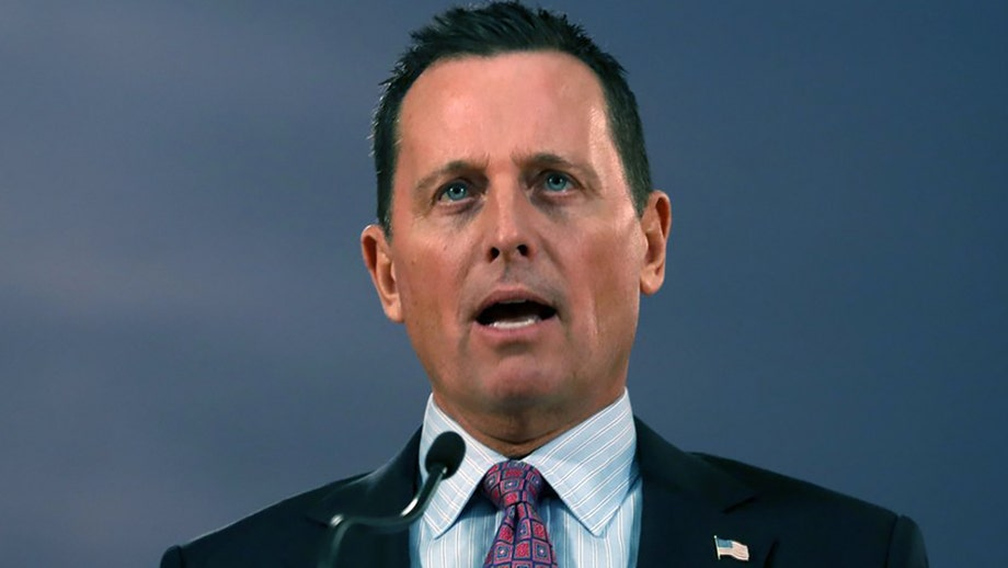 Grenell stepping down as ambassador to Germany following DNI stint