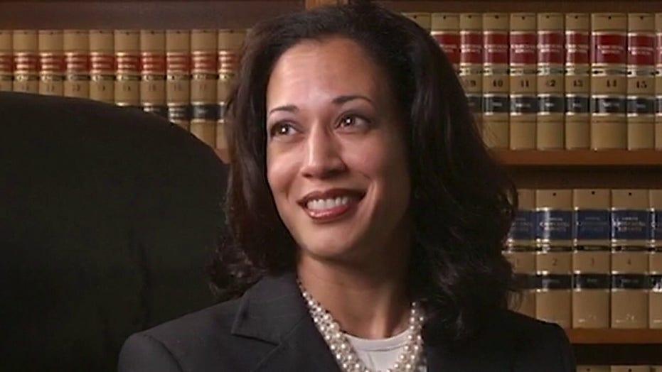 Joe Biden's veepstakes: A closer look at Kamala Harris
