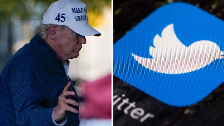 Twitter again censors Trump