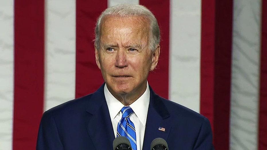 Joe Biden unveils $2 trillion clean energy plan