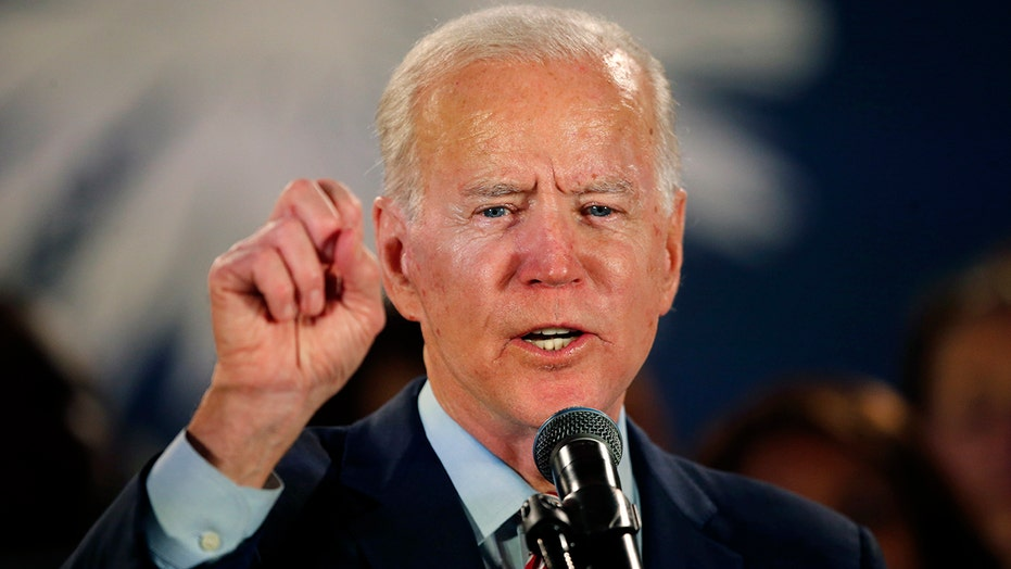 Biden finishes fifth in New Hampshire primary